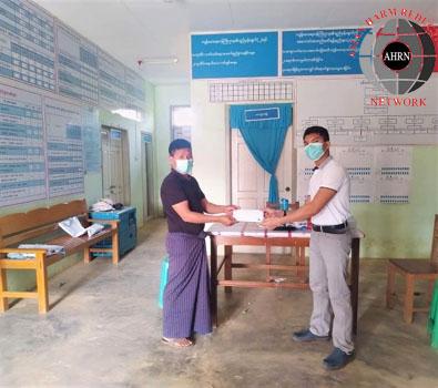 By AHRN Seng Taung Team